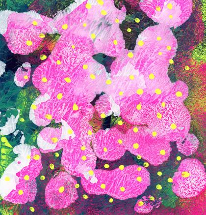 色遊びピンク